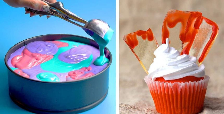 15 Cute Cupcake Decorating Ideas For Party   Easy and Creative DIY Dessert and Cupcakes Tutorials