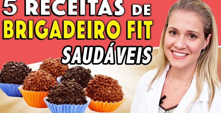 5 Receitas de Brigadeiro Fit - Saudáveis e Deliciosos!