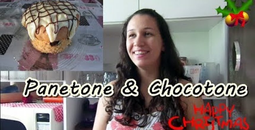 A MELHOR RECEITA DE PANETONE/CHOCOTONE | Especial de Natal|