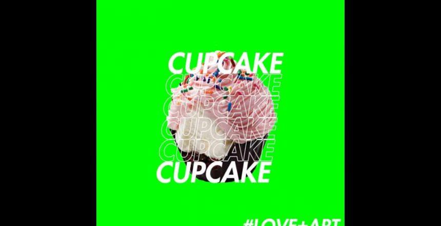 Artrilla - Cupcake #LOVE+ART