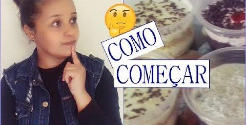BOLO NO POTE - POR ONDE DEVO COMEÇAR?