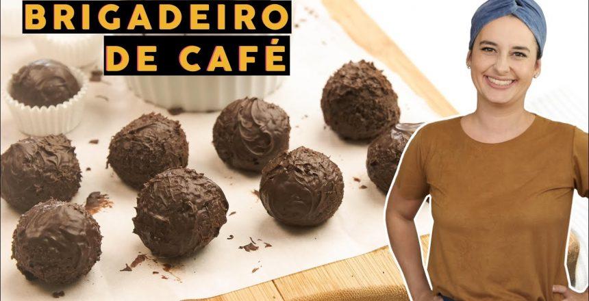 BRIGADEIRO DE CAFÉ. PODE ACREDITAR!