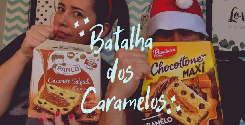Batalha de Chocotones: Bauducco Vs Panco | Natal dos Sincerinhos