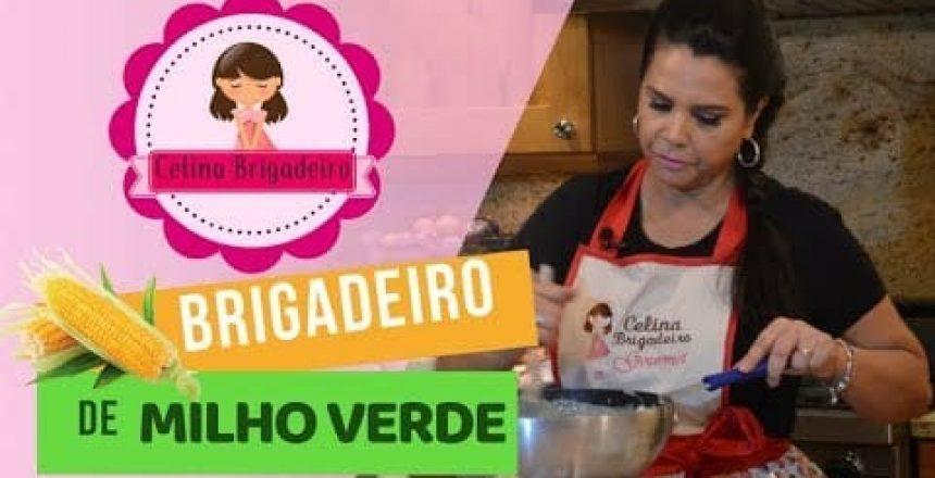 Brigadeiro Gourmet de MILHO VERDE