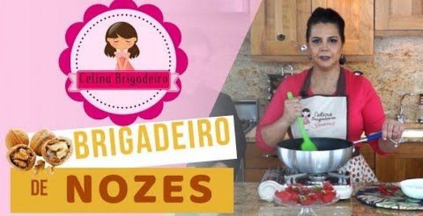 Brigadeiro Gourmet de NOZES