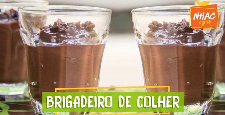 Brigadeiro com manteiga ghee | Bela Gil | Bela Cozinha
