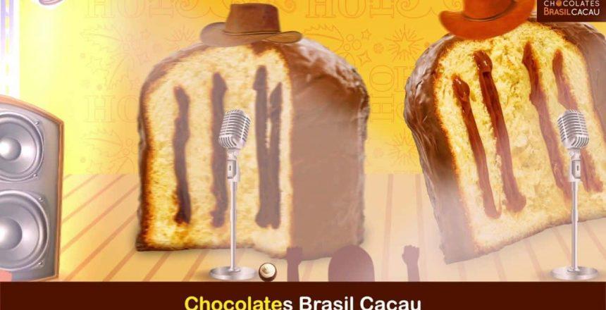 Chocolates Brasil Cacau apresenta: Trufado e Doce de Leite