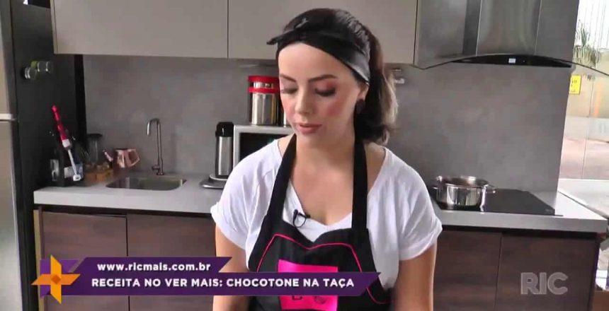 Chocotone na Taça: aprenda como fazer essa receita natalina