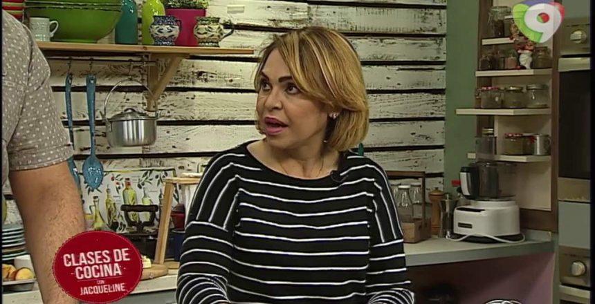 Churros, roscones y ganache de Chocolate (1/4) - Clases de Cocina con Jacqueline