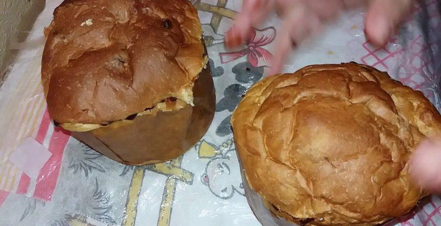 Como trufado panetone ou chocotone