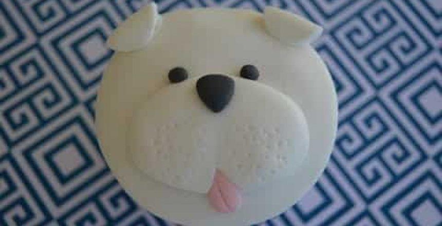 Cupcake Cachorrinho