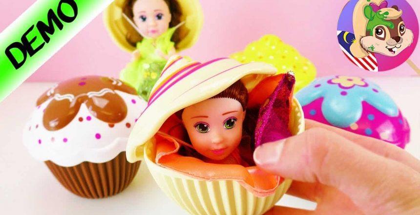 Cupcake Surprise Princess | LAGI SATU puteri comel dalam cupcake | 2in1