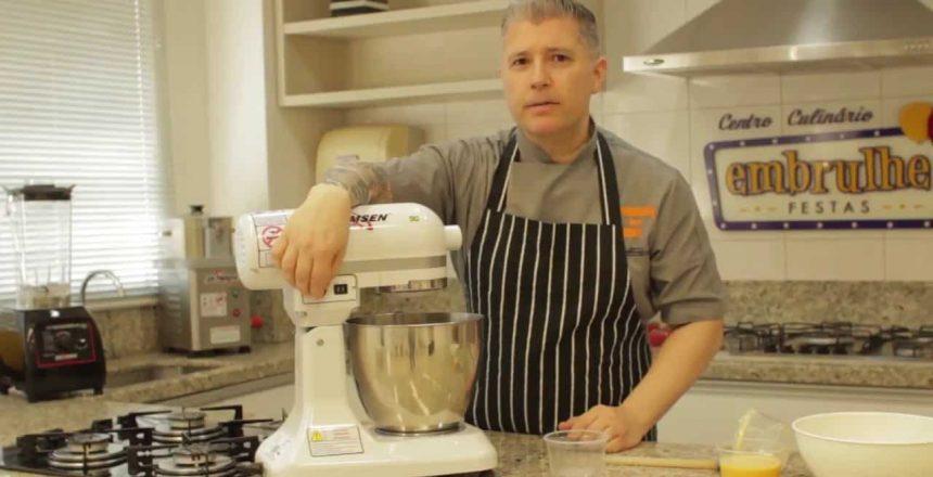 Cupcake com o Chef Flavio Federico - Skymsen
