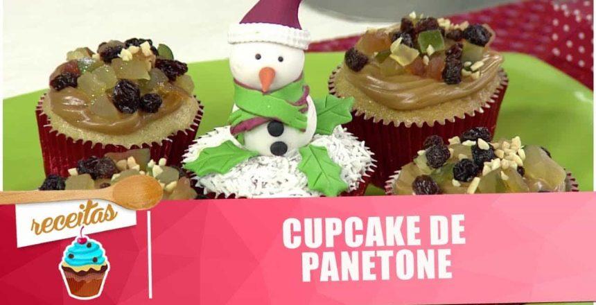 Cupcake de panetone: Prepare-se para lucrar no fim do ano - Vida Melhor - 22/10/18