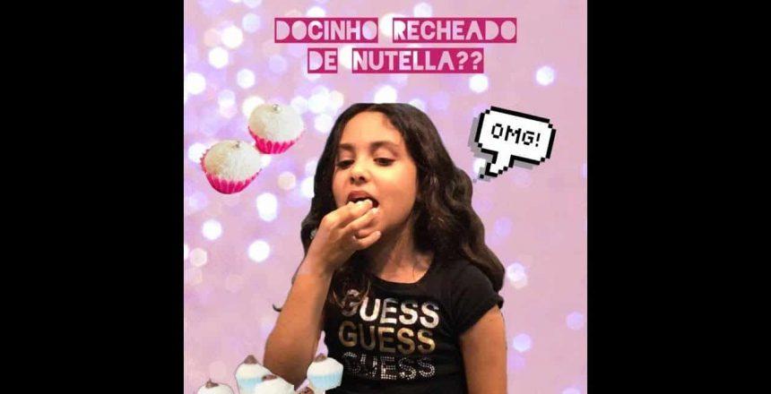 DOCE DE LEITE NINHO RECHEADO COM NUTELLA #bebellenacozinha