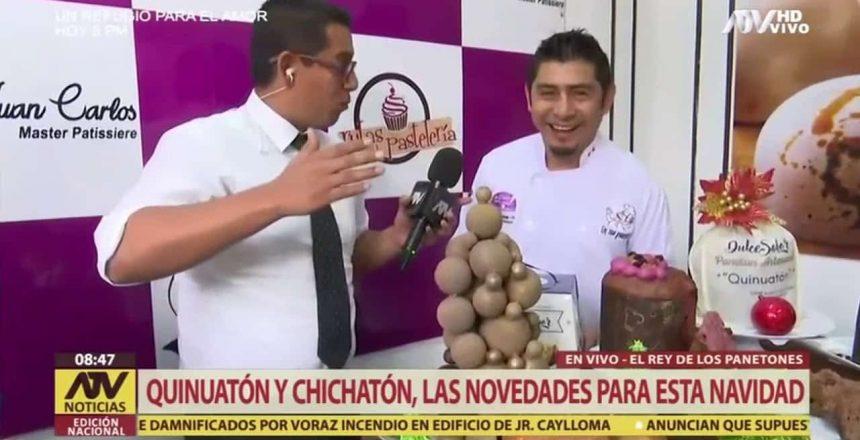 EL DULCE HECHO ARTE 2018 ATV MATINAL LUNES 17 DE DICIEMBRE