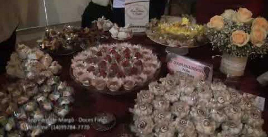 Expo Noivas & Eventos, Secretos de Margô, doces finos