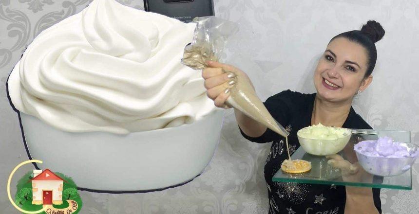 GLACÊ MAIS FACIL DO MUNDO - 2 INGREDIENTES - Culinária em Casa