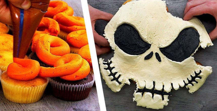 Halloween Pull Apart Cupcake Ideas For Everyone
