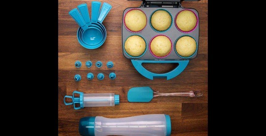 Holstein Cupcake Maker