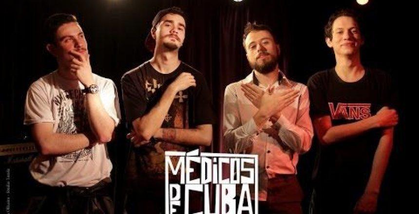 Médicos de Cuba - Panetone - [TENDA] - 220