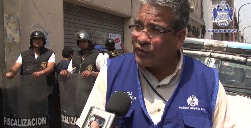 MML incauta panetones insalubres en el Cercado de Lima