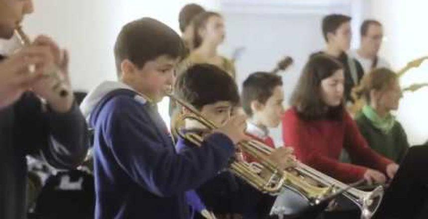 Orquestra de Famílias de Matosinhos - Doces de Natal