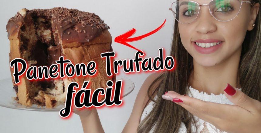 PANETONE TRUFADO FACIL, Especial de Natal||Collab com ADRIANA SANTIAGO