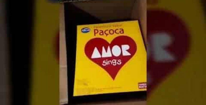 Panetone sabor Paçoca Arcor (Presente) - RECEITA FÁCIL TV