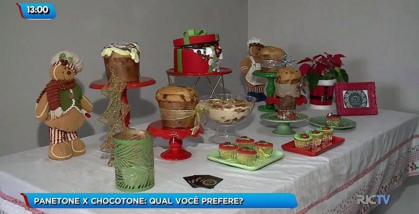 Panetone x Chocotone: Qual você prefere no Natal?
