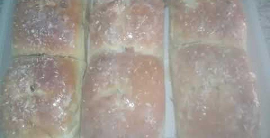 Pão tipo panetone