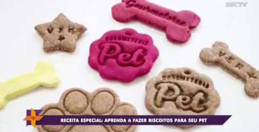 Petisco pet: aprenda a fazer um biscoito para seu cachorro em casa!