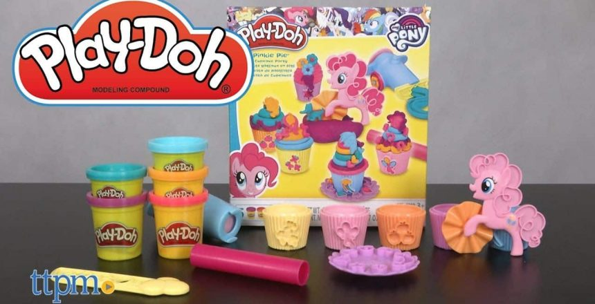Play-Doh My Little Pony Pinkie Pie Cupcake Party from Hasbro