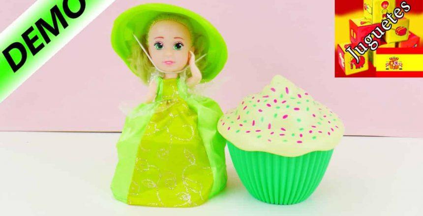 Princesa Cupcake | Comparación entre Jenny y Debbie | Olor a frutas