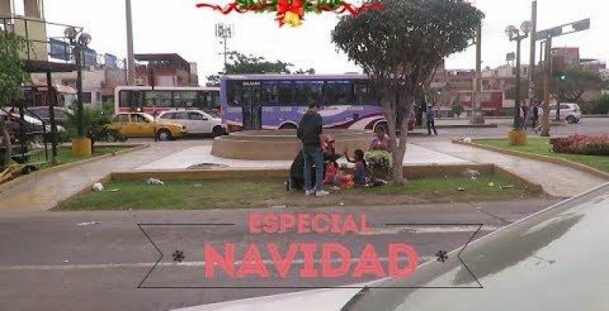 REPARTIMOS PANETONES Y CHOCOLATADA - Especial de navidad