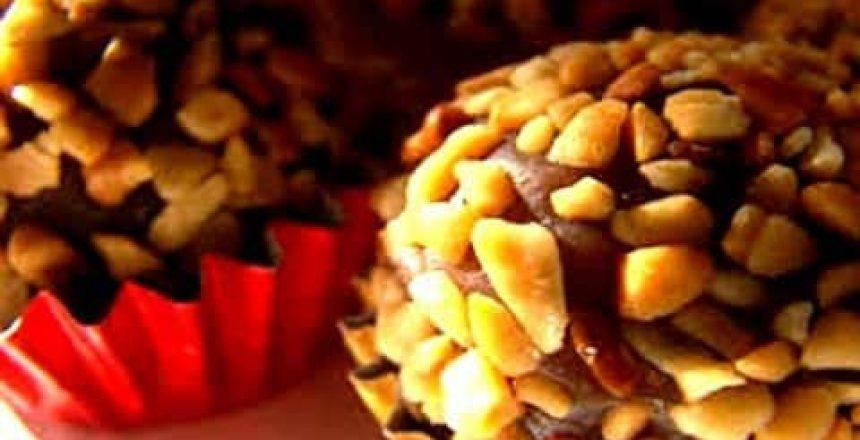 Receita de Brigadeiro de Amendoim - Brigadeiro Gourmet