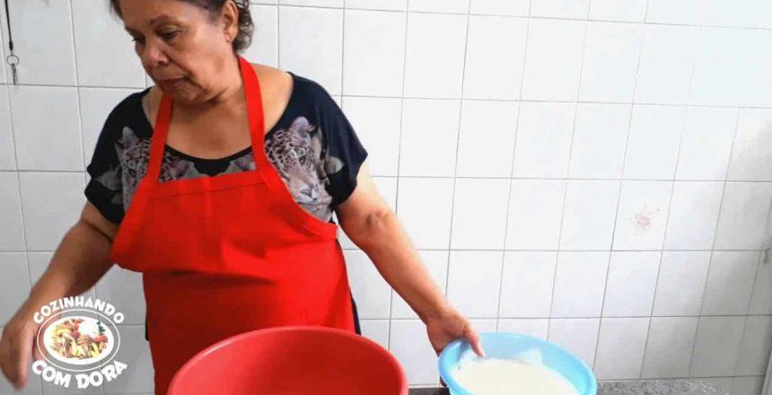 Receita de Panetone sem Pamix - Cozinhando com Dora