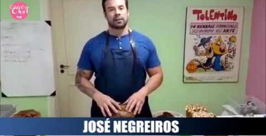 Receita de Panetone trufado! Aprenda a fazer Panetone trufado (receita fácil ) - Chef José Negreiros