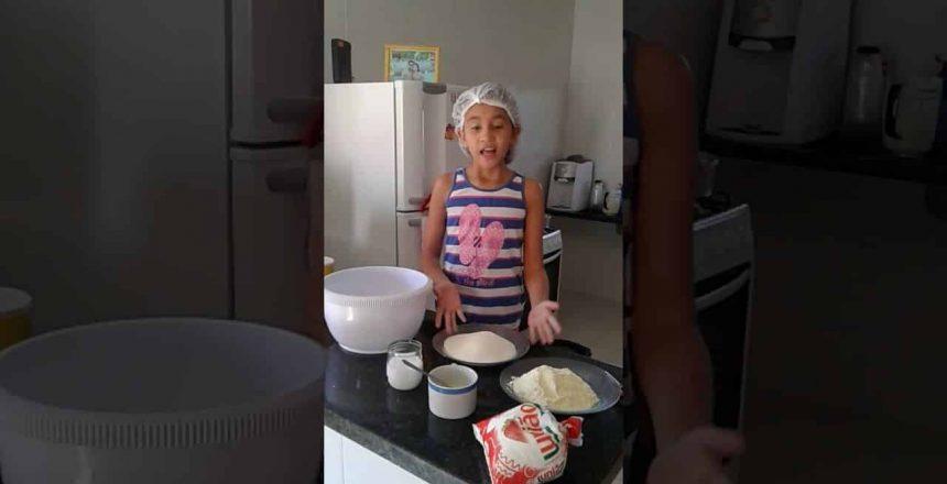 Receita de doce de leite ninho