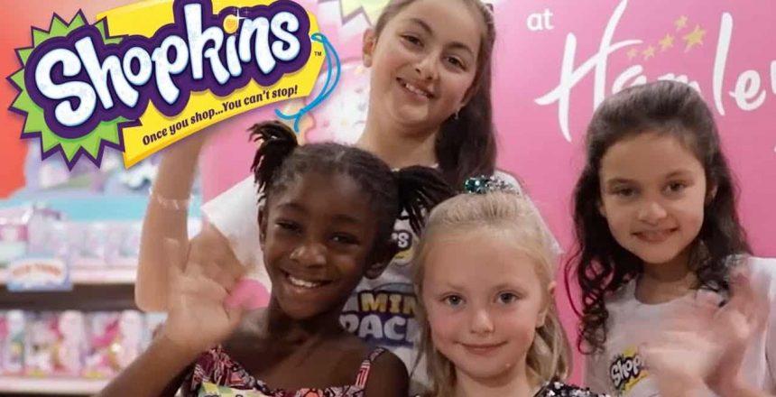 SHOPKINS World's Tiniest Supermarket | Hamleys London | Cupcake Surprise Toys | Mini Packs