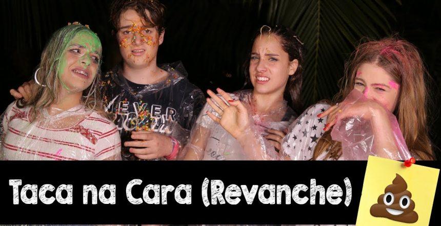TACA NA CARA (REVANCHE) ft. Lolla, Lella e Giorgio || Valentina Schulz