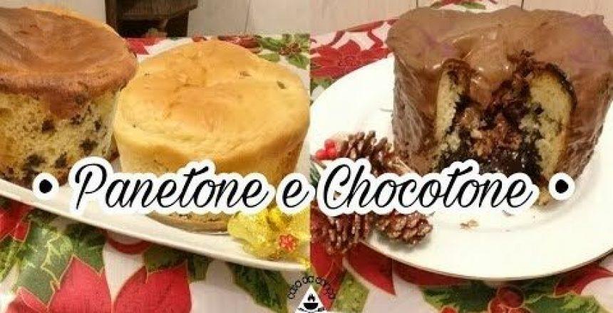 Uma receita rende três Panetones/ Chocotones |Trufado  • Casa da Conça •