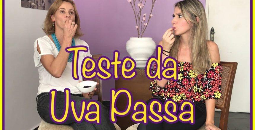 Uva Passa | Dica para controlar a ansiedade por doces