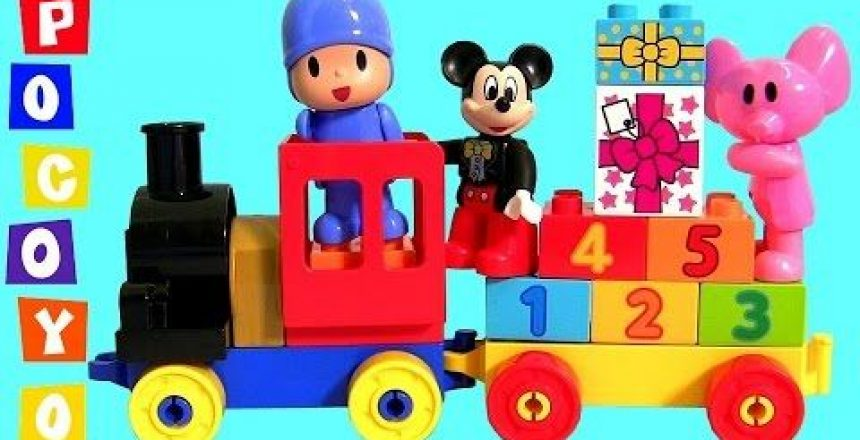 birthday-cupcake-easter-eggs-surprise-for-mickey-mouse-pocoyo-lego-duplo-toy-train-parade.jpg