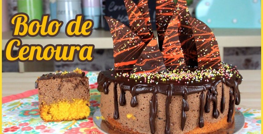 Bolo de Cenoura |Como Fazer Bolo de Cenoura  | Bolo de Cenoura Super Fácil | Cakepedia