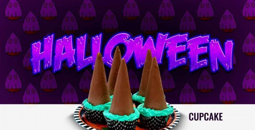 Cupcake de Halloween com as Máquinas da MCI | FESTA NA COZINHA #21