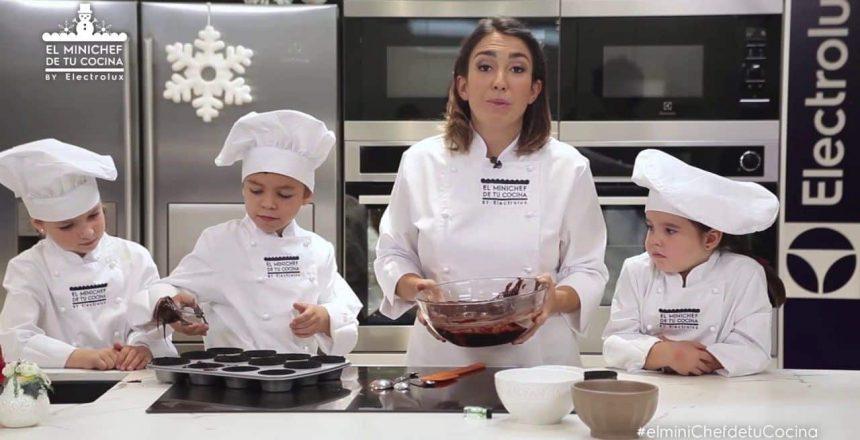 Cupcakes de chocolate y menta by Alma Obregón