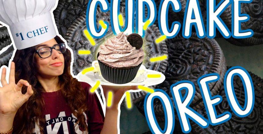 CUPCAKES DE OREO |