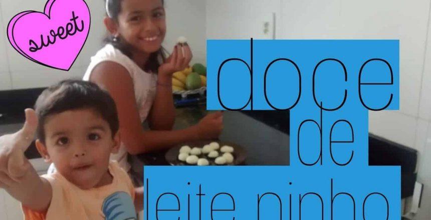 Doce de leite ninho - BIA DIAS (Ft. Guilherme Dias )