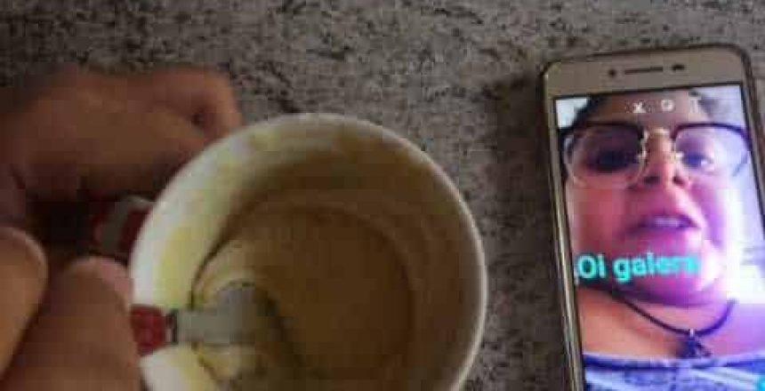 Receita 2:Bolo de caneca de leite ninho